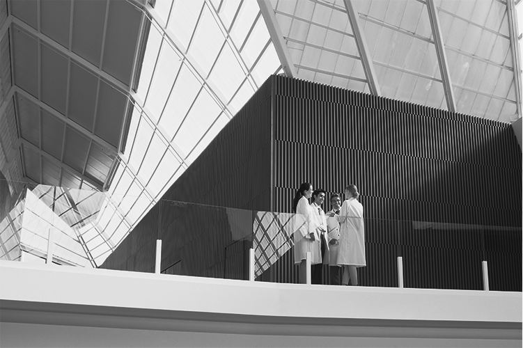 Learn more about our Healthcare Facilities Planning and Design certificate